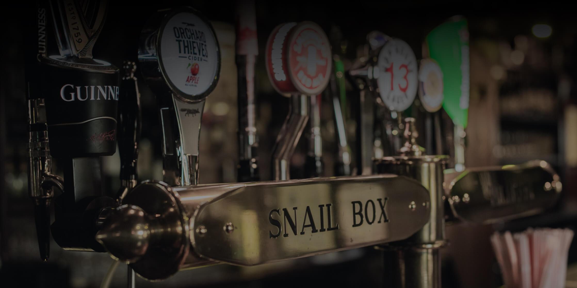 The Snailbox Bar