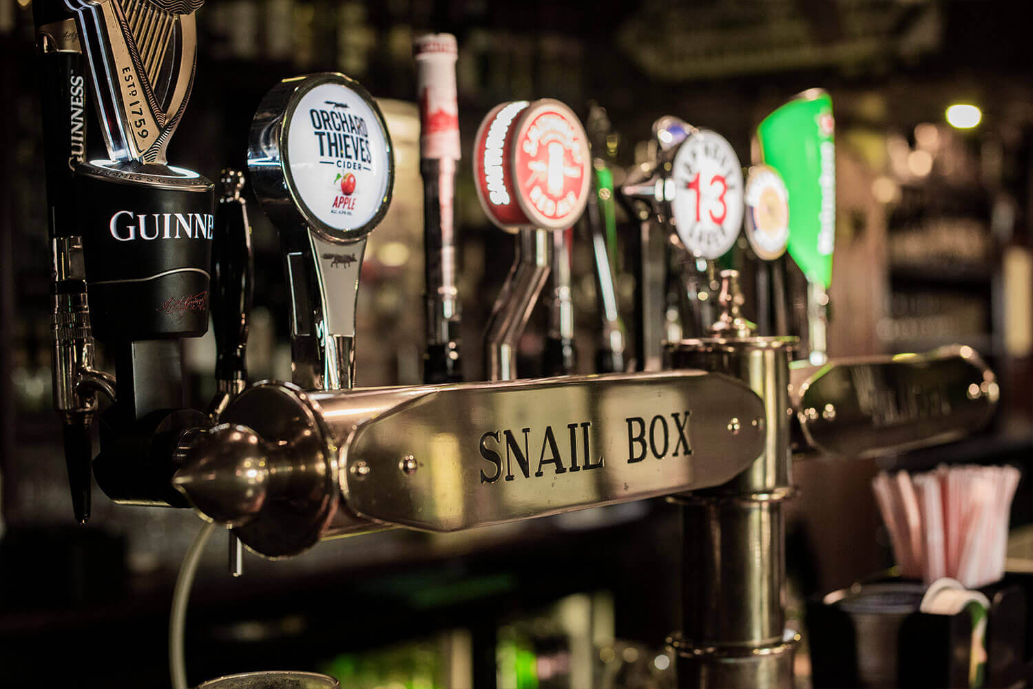 The Snailbox - Bar, Food, Accommodation & Meeting Facilities