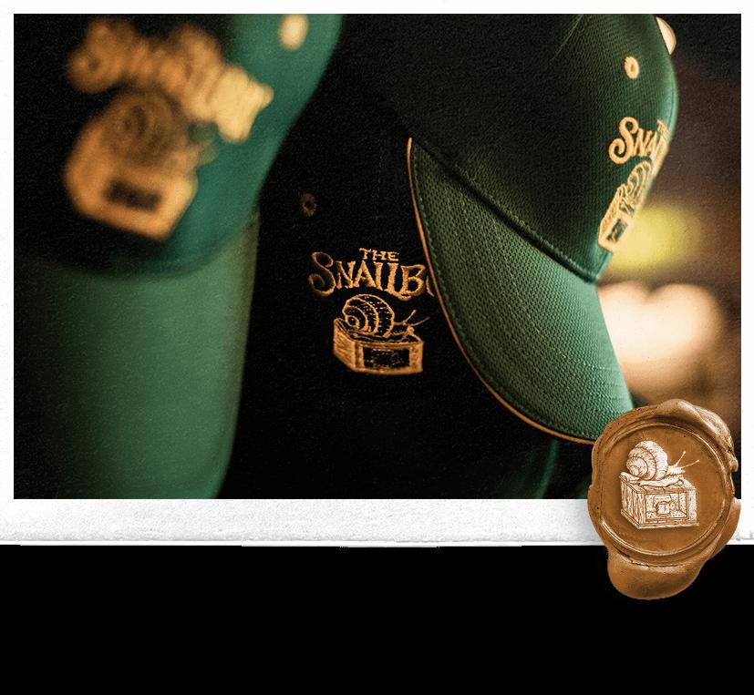 The Snailbox Caps Collection